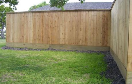 Cap Top Cactus Fence A Houston Fence Company