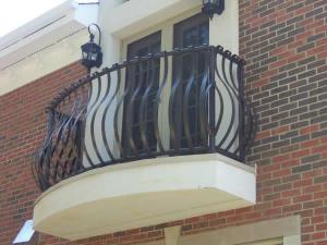 Ornamental Iron Fences Cactus Fence