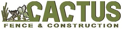 Cactus Fence A Houston Fence Company