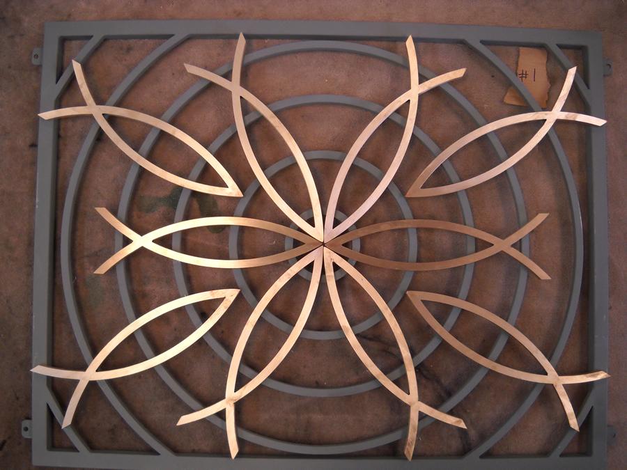 Custom Iron Cactus Fence A Houston Fence Company